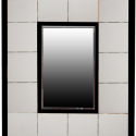 beveled mirrior tiles picture , 5 Design Of Beveled Mirror Tiles In Furniture Category