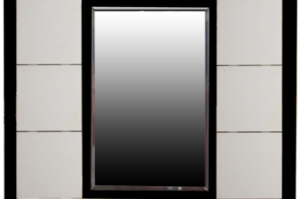 569x703px 5 Design Of Beveled Mirror Tiles Picture in Furniture