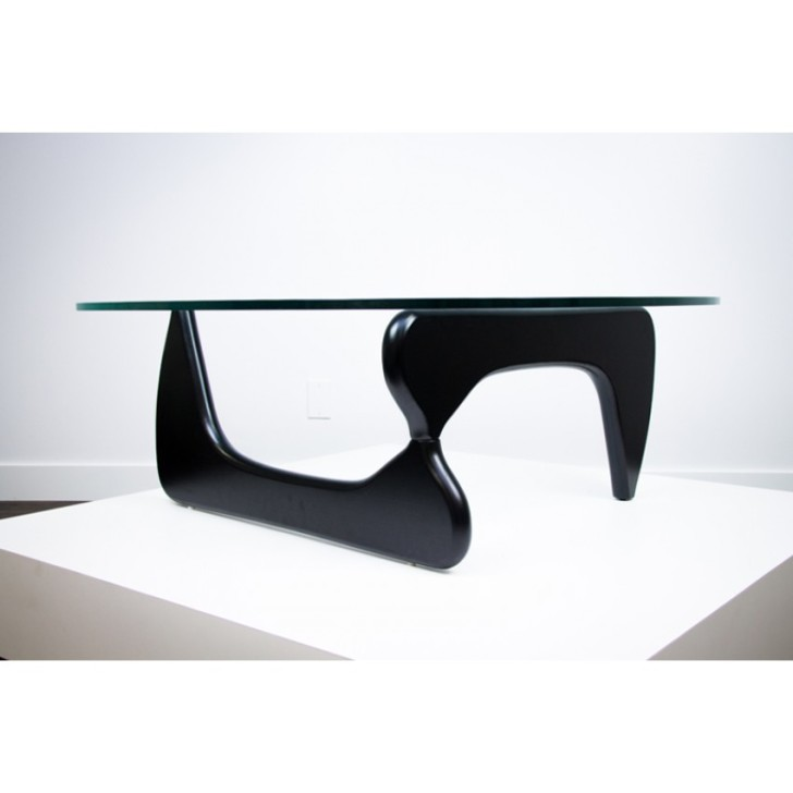 Furniture , 7 Noguchi Coffee Table Style : black noguchi coffee table