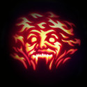 cool-pumpkin-carving-ideas , 8 Unique Pumpkin Carving Ideas In Lightning Category
