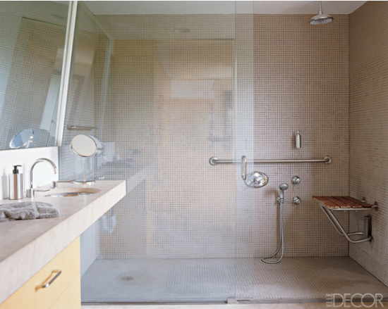 Doorless Shower Designs 6 Walk In