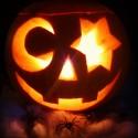 halloween-pumpkin-carving-patterns , 8 Unique Pumpkin Carving Ideas In Lightning Category