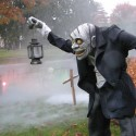 halloween yard decoration , 14 Halloween Front Yard Decoration Ideas In Furniture Category