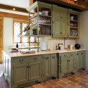 mediterranean Sage Green Kitchen Cabinets , 7 Beautiful Sage Green Kitchen Cabinets In Kitchen Category