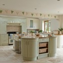 sage green kitchen cabinets with island color ideas , 7 Beautiful Sage Green Kitchen Cabinets In Kitchen Category