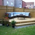small-backyard-ideas for living room , 11 Cool Landscaping Ideas For Small Backyards In Apartment Category