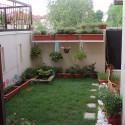 small backyard ideas photo , 11 Cool Landscaping Ideas For Small Backyards In Apartment Category