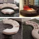 some round-sectional-sofa-ideas , 5 Rounded Sectional Sofa For Your Living Room In Living Room Category