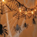 spider-nest-Homemade-Halloween-Decorations , 11 Brilliant Ideas For Making Homemade Halloween Decorations In Furniture Category