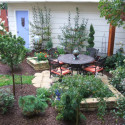 very small-landscaping backyard-ideas , 11 Cool Landscaping Ideas For Small Backyards In Apartment Category