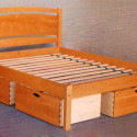 wood bed frames with storage underneath , 9 Bed Frames With Storage Underneath In Bedroom Category