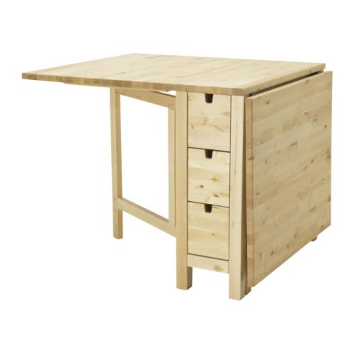 Furniture , 6 Ikea Gateleg Table Design : Gateleg table IKEA