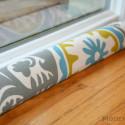 modern window draft stopper , 5 Nice Window Draft Stopper In Living Room Category