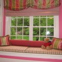 pink bay window seat cushions , 7 Nice Bay Window Seat Cushions To Copy In Furniture Category