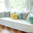window_seat_in_bay_window_no_cushion , 7 Nice Bay Window Seat Cushions To Copy In Furniture Category