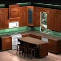 3D Kitchen Cabinet , 8 Charming Kitchen Cabinet Layout Software Free In Kitchen Category