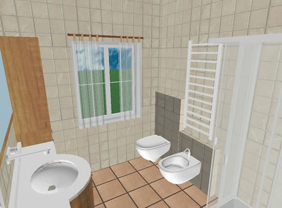 Bathroom , 5 Cool Bathroom Remodel Software Free : Bathroom Design