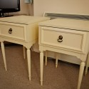 Bedside table makeover , 8 Good Inexpensive Bedside Tables In Furniture Category