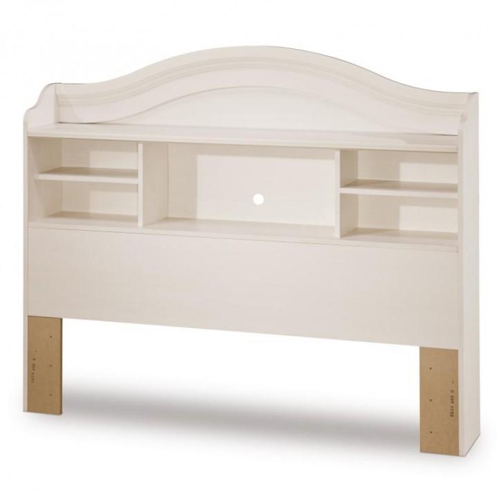 Furniture , 7 Nice Bookcase Headboard Plans : Bookcase Headboard Plans