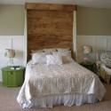Brown Homemade , 7 Awesome Homemade Headboards Ideas In Bedroom Category