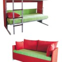 Bunk Bed Convertible Sofa , 5 Good Couch That Turns Into Bunk Beds In Furniture Category