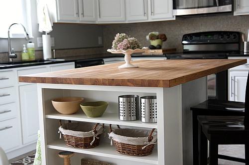 Furniture , 7 Top Ikea Kitchen Island Butcher Block : Butcher Block Countertop
