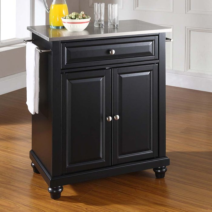 Kitchen , 8 Fabulous Moveable Kitchen Islands : Cambridge Portable Kitchen