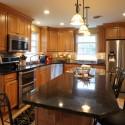 Cherry KraftMaid kitchen , 7 Wonderful Kraftmaid Kitchen Island In Kitchen Category