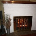 Classic Flame , 5 Gorgeous Candle Fireplace Insert In Furniture Category