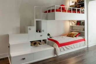 630x500px 7 Wonderful Coolest Bunk Beds Picture in Bedroom