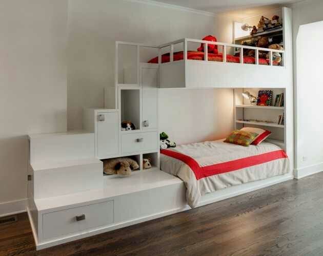 Bedroom , 7 Wonderful Coolest Bunk Beds : Cool bunk beds