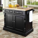 Crosley Kitchen Island , 8 Top Kitchen Islands With Butcher Block Tops In Kitchen Category