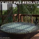 Floating Outdoor Hammock Bed , 8 Cool Floating Bed Hammock In Furniture Category