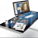 Future computer desk , 7 Lovely Futuristic Computer Desk In Furniture Category