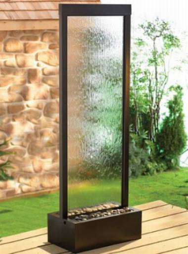 Furniture , 6 Charming Indoor Waterfall Kit : Gardenfall Waterfall