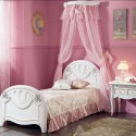 Girls Bedroom , 4 Charming Little Girl Canopy Beds In Bedroom Category