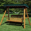 Gliders and Porch Swings , 7 Wonderful Outdoor Canopy Swing Bed In Bedroom Category