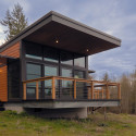 Green Modern Homes , 7 Unique Contemporary Prefab Homes In Homes Category