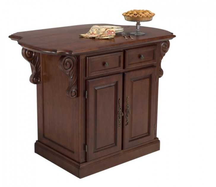 Furniture , 6 Nice Homestyles Kitchen Island : Home Styles Traditions Kitchen Island