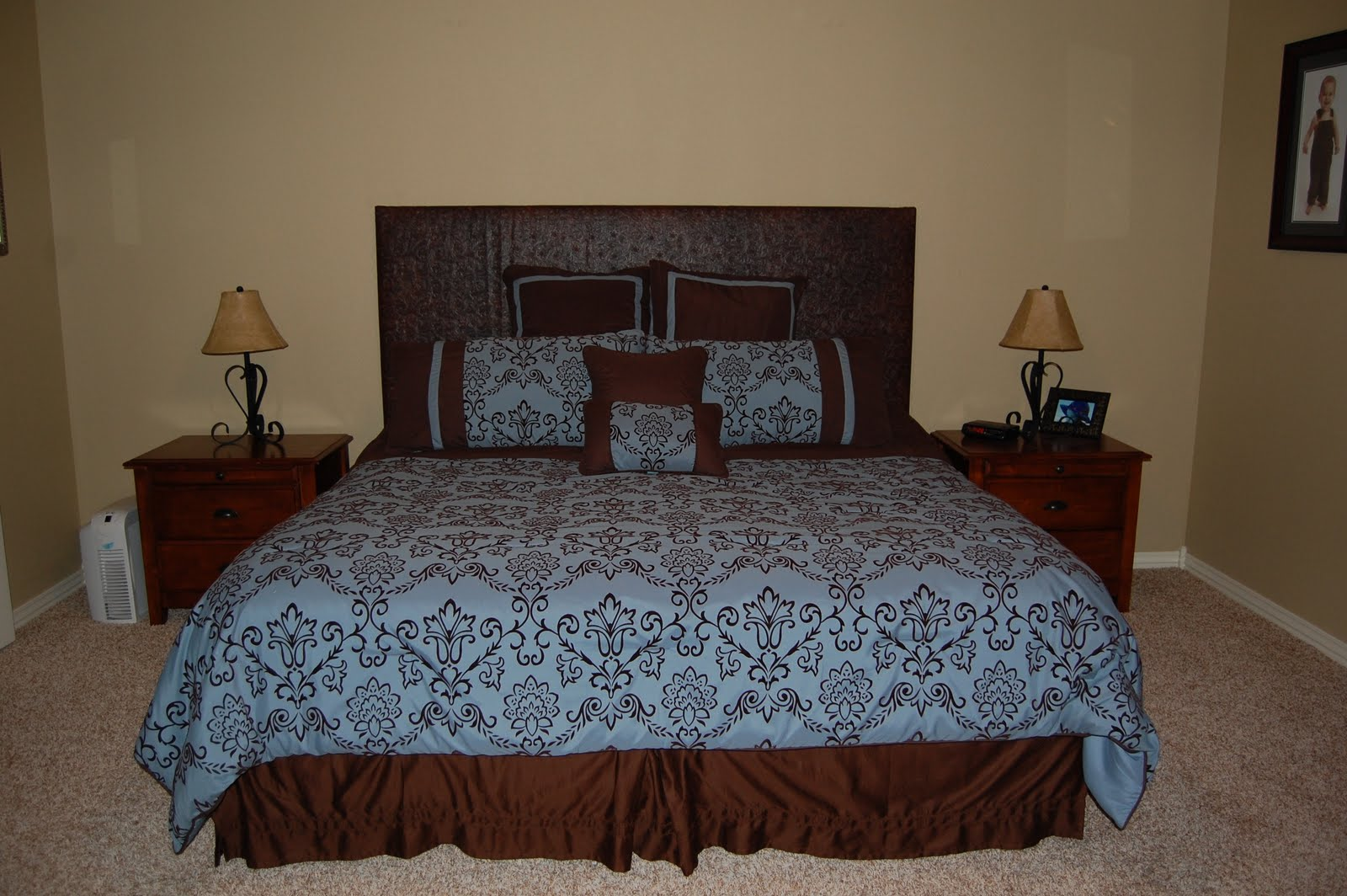 1600x1064px 6 Wonderful Homemade Headboards For King Size Beds Picture in Bedroom