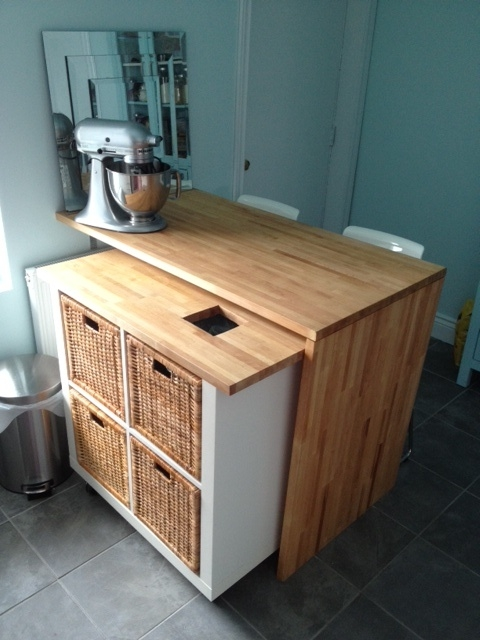 Kitchen , 8 Top Ikea Kitchen Island Hack : Ikea Hackers