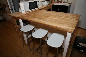 640x427px 8 Nice Stenstorp Kitchen Island Picture in Kitchen