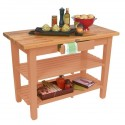John Boos Oak Butcher Block Kitchen , 7 Top John Boos Butcher Block Kitchen Island In Furniture Category