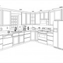 704x990px Stunning  Traditional Unfinished Cabinets Cheap Picture Ideas Picture in Kitchen