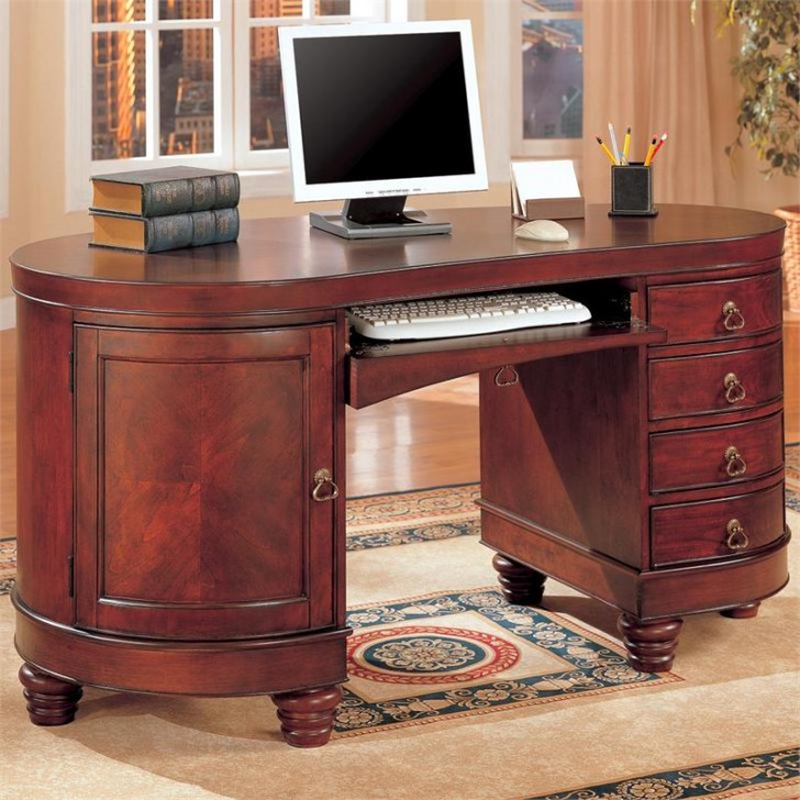 Furniture , 7 Awesome Kidney Shaped Desks : Kidney Shaped Desk