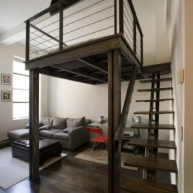Bedroom , 6 Good Space Saving Loft Beds : Kids Beds