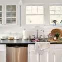 Kitchen Backsplash Subway , 7 Gorgeous Subway Tile Backsplash Ideas In Kitchen Appliances Category