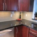 Kitchen Backsplash glass subway tile , 7 Nice Glass Subway Tile Backsplash Ideas In Kitchen Category