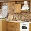 Kitchen , 6 Nice 10×10 kitchen layout with island : Kitchen Cabinets