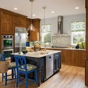 Kitchen Cabinets , 7 Wonderful Kraftmaid Kitchen Island In Kitchen Category